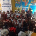 Baseball Hats At Elementary School in Guatemala