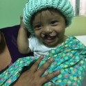 Hats and Blankets to El Salvador